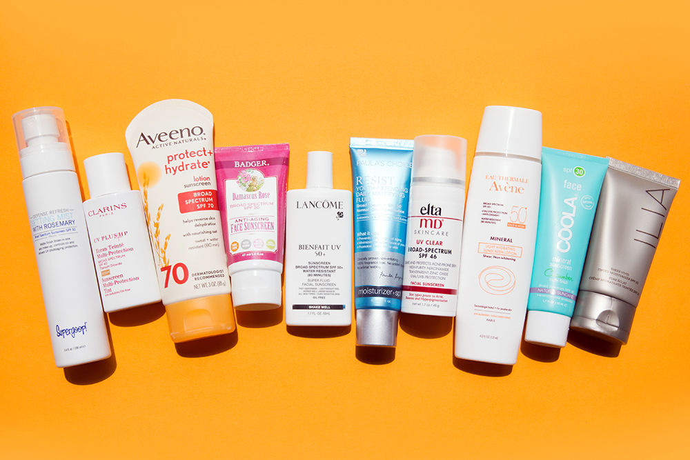 Mineral Sunscreen Lotion Is The Best - Read Further To Know The Reasons
