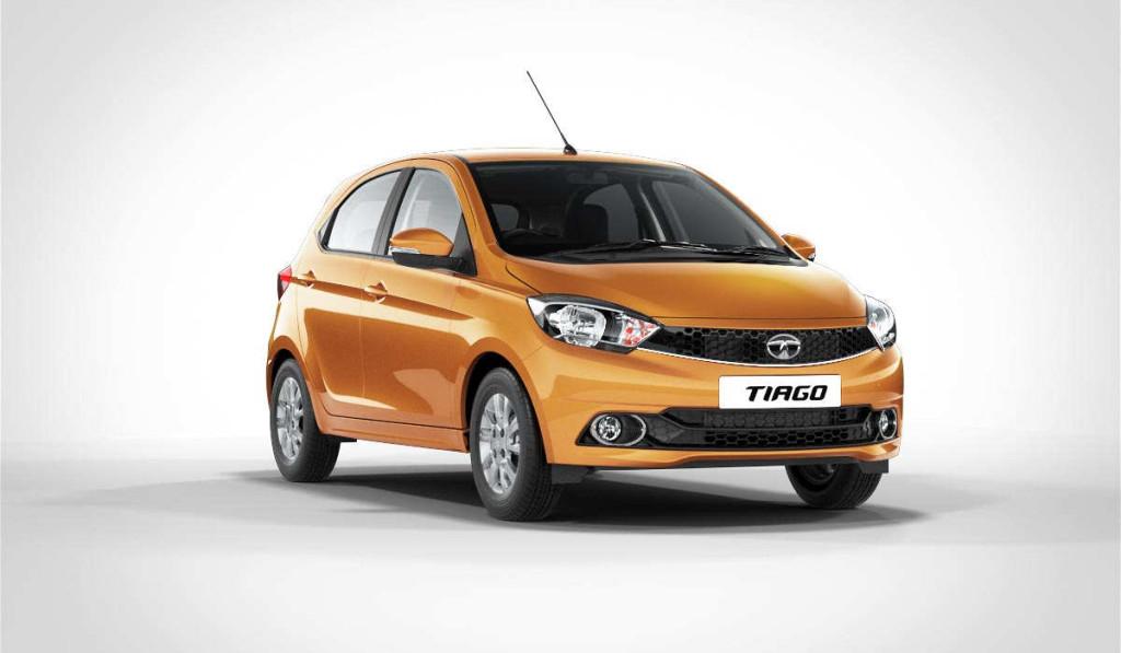 Tata Tiago vs. Maruti Suzuki Alto K10