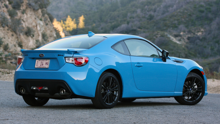 The Subaru BRZ A Car Aiming To Deliver