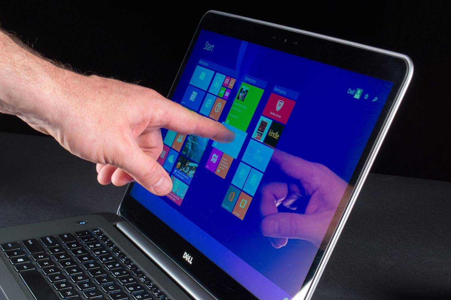 Touch Screen Notebooks