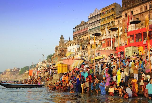 The History Of The Holy City Of Varanasi