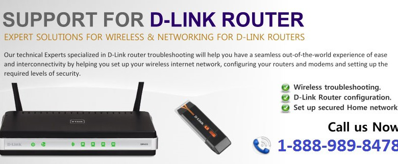 DLink-Router-Support