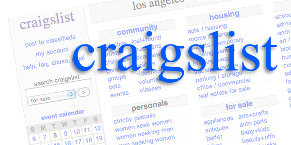 Finest Craigslist Ad Posting Service In The Business