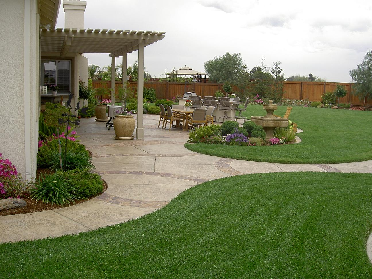 Landscape Ideas for Backyards