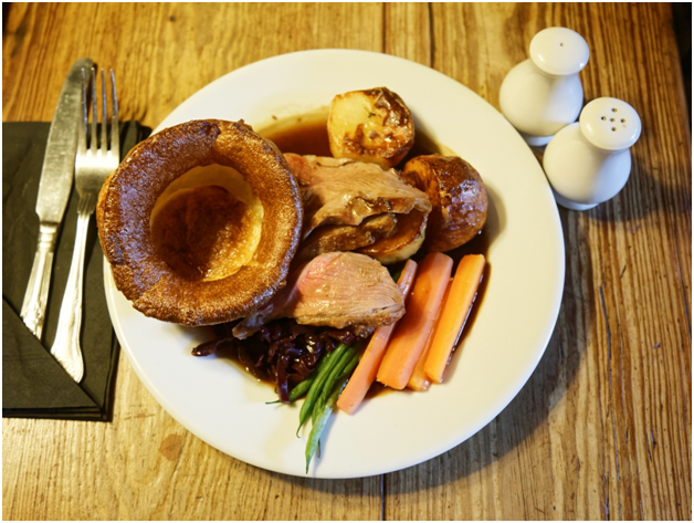 Shaking Up Your Sunday Roast