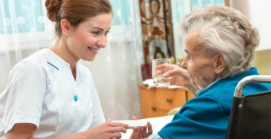 How To Take Care Of An Aging Loved One